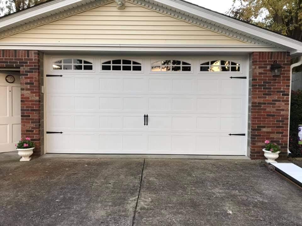 Louisville garage door 1
